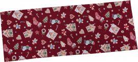 Дорожка на стол гобеленовая Limaso Рождественская EDEN 015 37x100 см (ROZ6205033595) от Rozetka