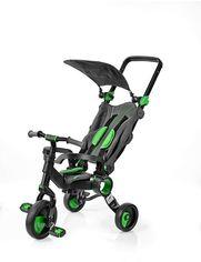 Трехколесный велосипед Galileo Strollcycle Black Зеленый (GB-1002-G) от Stylus