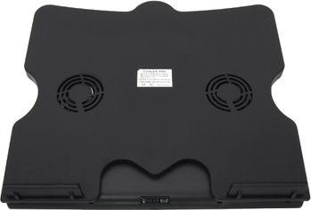 Подставка для ноутбука Esperanza Notebook Cooling Pad EA103 Pam от Rozetka