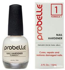 Лак для лечения и восстановления поврежденных ногтей Probelle Touch N'Grow Nail Hardener Formula 1 15 мл (857188005521) от Rozetka