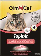 Витамины Gimborn GimCat Topinis творог для улучшения обмена веществ 190 таблеток (4002064409757) от Rozetka