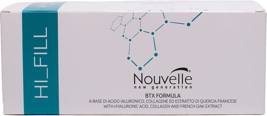 Интенсивное увлажняющее средство Nouvelle Rejuvenating Remedy 10 ампул по 15 мл (405) (8050455002779) от Rozetka