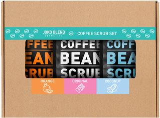 Акция на Набор Joko Blend Coffee Body Scrub Set of 3 (4823099501311) от Rozetka