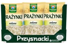 Упаковка картофельных снеков Przysnacki соленые 110 г х 14 шт (5900073100261) от Rozetka