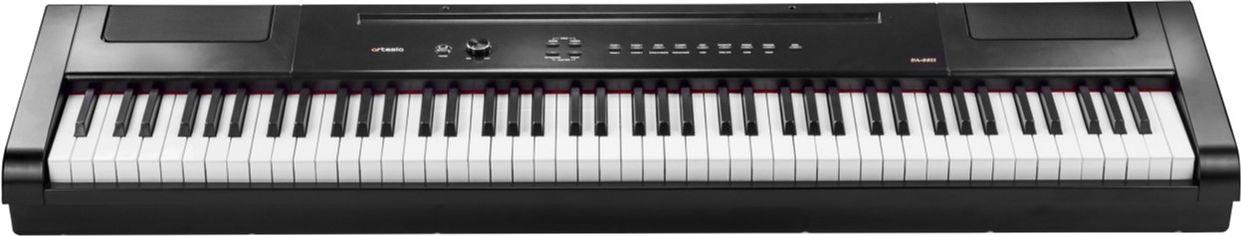 Акция на Цифровое пианино Artesia PA88H Black (19-4-14-4) от Rozetka
