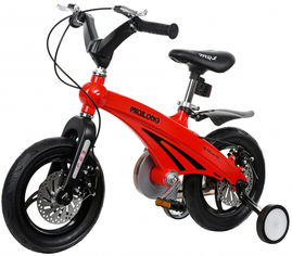 "Акция на Детский велосипед Miqilong GN Красный 12"" (MQL-GN12-Red) (680576161307) от Rozetka"