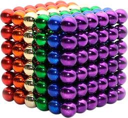 Головоломка Neocube магнитная 216 шариков Разноцветная (2000992395823) от Rozetka