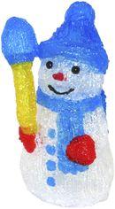 Светящаяся фигура Angel Gifts Снеговик 30 см (Я17496_AG91286) от Rozetka