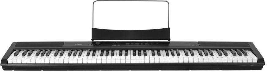 Акция на Цифровое пианино Artesia PA88W Black (19-4-14-1) от Rozetka