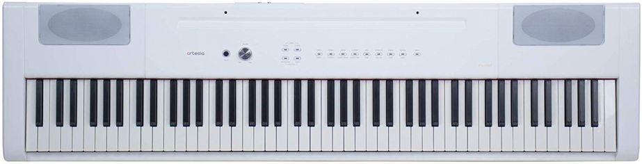 Акция на Цифровое пианино Artesia PA88H White (19-4-14-3) от Rozetka