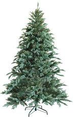 Искусственная елка Новогодько (YES! Fun) 1.50 м Ситхинская литая Голубая ПВХ (4820079035347) от Rozetka