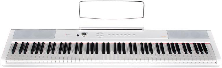Акция на Цифровое пианино Artesia PA88W White (19-4-14-2) от Rozetka