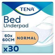 Одноразовые пеленки Tena Bed Normal, 60x60 см, 30 шт. от Pampik