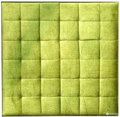 Акция на Настенная панель Zelena 100х100 см Зеленая (П079333) от Rozetka
