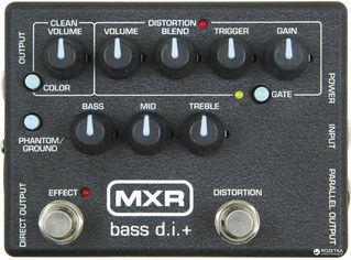 Педаль эффектов Dunlop M80 MXR Bass D.I.+ от Rozetka