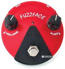 Педаль эффектов Dunlop FFM2 Fuzz Face Mini Germanium от Rozetka