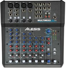 Alesis MultiMix 8 USB FX (211268) от Rozetka