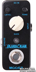 Акция на Педаль эффектов Mooer Blues Crab от Rozetka