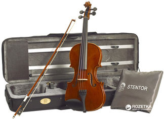 Скрипка Stentor 1550/A Conservatoire Violin Outfit 4/4 от Rozetka