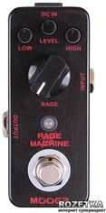 Акция на Педаль эффектов Mooer Rage Machine от Rozetka