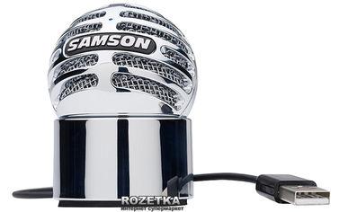 Микрофон Samson Meteorite от Rozetka