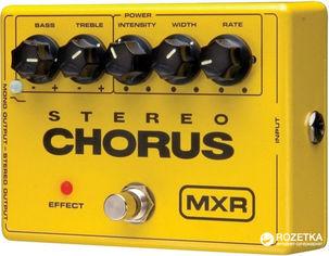 Педаль эффектов Dunlop M134 MXR Stereo Chorus от Rozetka