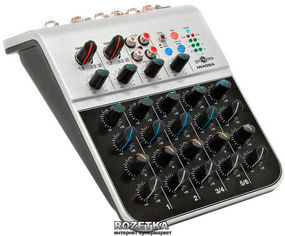 Акция на SoundKing MIX02A (SKMIX02A) от Rozetka