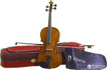 Скрипка Stentor 1500/F Student II Violin Outfit 1/4 от Rozetka
