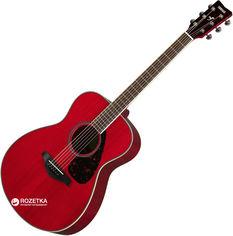 Гитара акустическая Yamaha FS820 Ruby Red (FS820 RR) от Rozetka