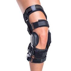 Акция на Ортез для колена DONJOY FULLFORCE ACL (для передних связок, ПКС, укороченый) STD 11-0258/11-0259 от Medmagazin