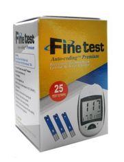 Акция на Тест-полоски Finetest premium, 25 шт. от Medmagazin