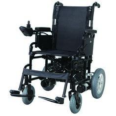 Акция на Коляска инвалидная с электроприводом JT-100 Heaco от Medmagazin