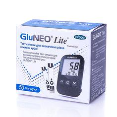 Акция на Тест-полоски GluNeo Lite (ГлюНео Лайт), 50 шт. от Medmagazin