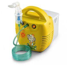Акция на Ингалятор компрессорный LD 211C Little Doctor желтый от Medmagazin