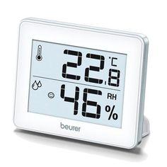 Акция на Комнатный термогигрометр Beurer HM 16, (Германия) от Medmagazin