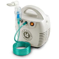 Акция на Ингалятор компрессорный LD 211C Little Doctor белый от Medmagazin