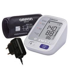 Тонометр автоматический M3 Comfort (HEM-7134-E) с манжетой Intelli Wrap + адаптер S Omron от Medmagazin