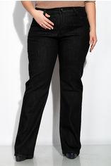 Акция на Джинсы (батал) женские на флисе 85P15673 от Time Of Style