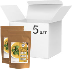 Упаковка крем-супа Street Soup Нутового 250 г х 5 шт (8768137287474) от Rozetka