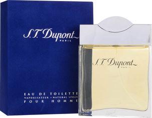 Акция на Туалетная вода для мужчин S.T. Dupont Pour Homme for Men 30 мл (3386461206654) от Rozetka