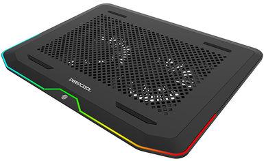 Подставка для ноутбука DeepCool (N80 RGB) от Rozetka