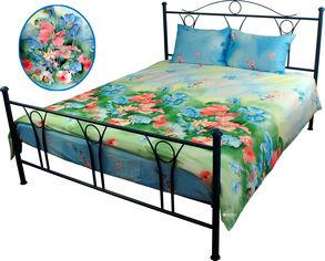 Комплект постельного белья Руно Сатин 175х215 (655.137Summer flowers) от Rozetka
