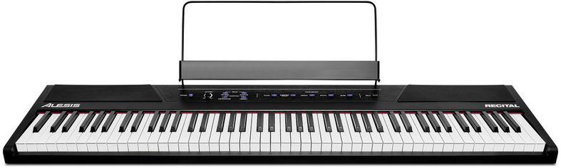 Акция на Цифровое пианино Alesis Recital от Rozetka