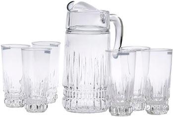Акция на Набор для напитков Luminarc Imperator из 7 предметов (M0089) от Rozetka