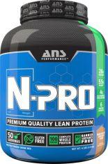 Акция на Протеин ANS Performance N-PRO Premium Protein Смесь арахисового масла с шоколадом 1.8 кг (483259) от Rozetka