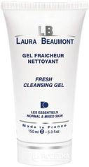 Акция на Очищающий гель Laura Beaumont для всех типов кожи 150 мл (643765994568) от Rozetka