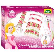 Акция на Набор для вязания LENA Спящая красавица (42017) от Будинок іграшок