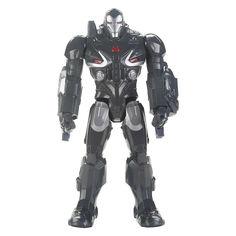 Акция на Игровая фигурка Avengers Titan Hero Машина войны (E4017) от Будинок іграшок
