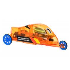 Акция на Робот-конструктор Same Toy Авто на динамо-машине (DIY006UT) от Будинок іграшок