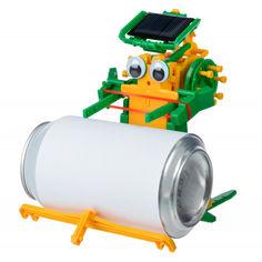 Акция на Робот-конструктор Same Toy Экобот 6 в 1 (2127UT) от Будинок іграшок